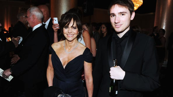 Sally Field played matchmaker between son and  Olympic