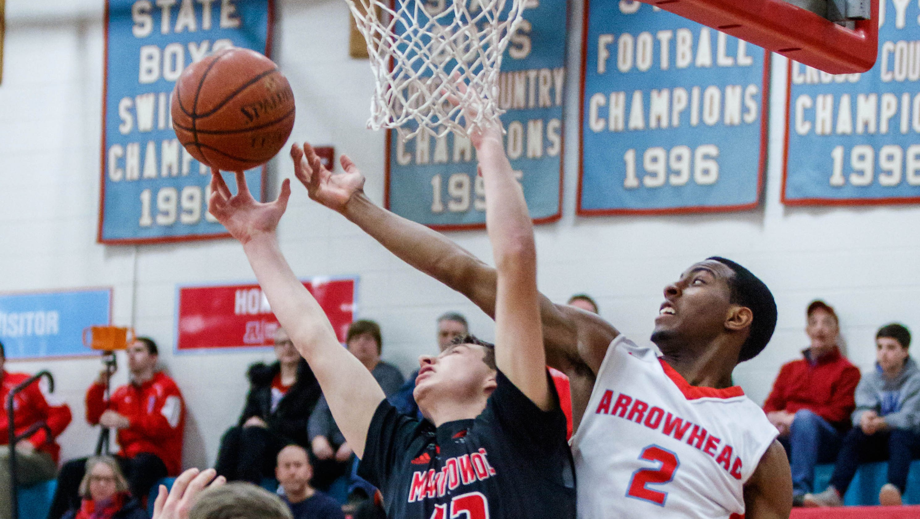 Arrowhead heads north in search of sectional prize