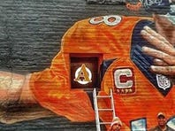 DeMarcus Ware gets 'The Hulk' treatment in Denver mural