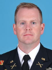 Maj. Thomas E. Kennedy of New City  was killed in Afghanistan