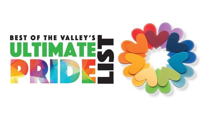 Best of the Valley's Ultimate Pride List winners.