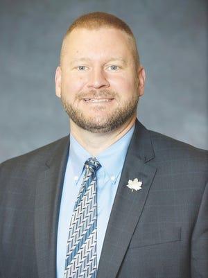 Adrian Public Schools Superintendent Bob Behnke