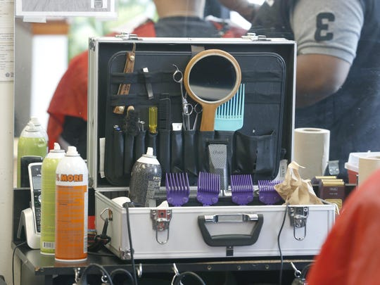 Willie Joe Lightfoot Jr. of New Creations Unisex Shop in the Rochester is part of the United Professional Barbers and Cosmetologists Association that helps local barbers and cosmetologists with basic business and financial literacy skills and other support.
