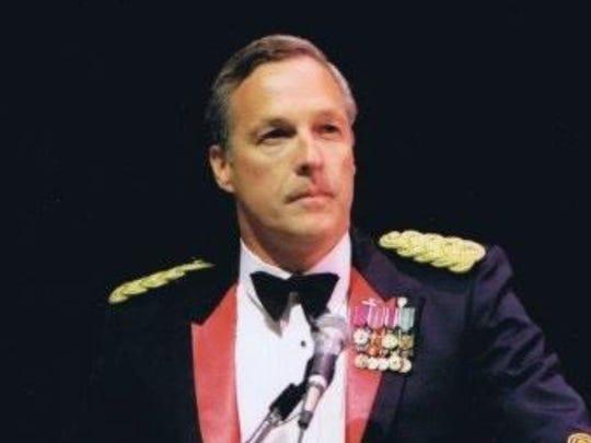 Lt. Col. Gregory Ellison