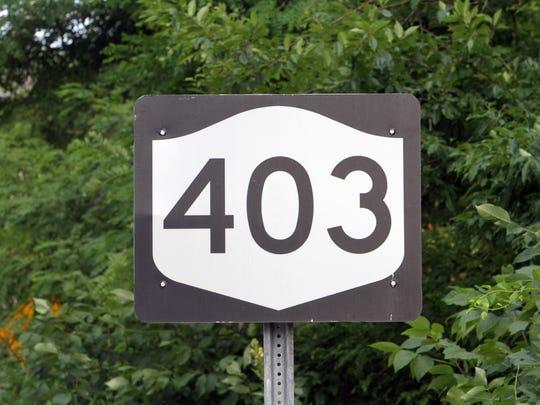 Route 403-presto