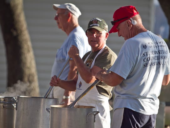 The Clambake Foundation members' council approved 2017