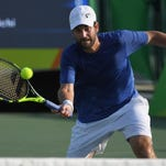 Nashville's Brian Baker loses in Olympic tennis