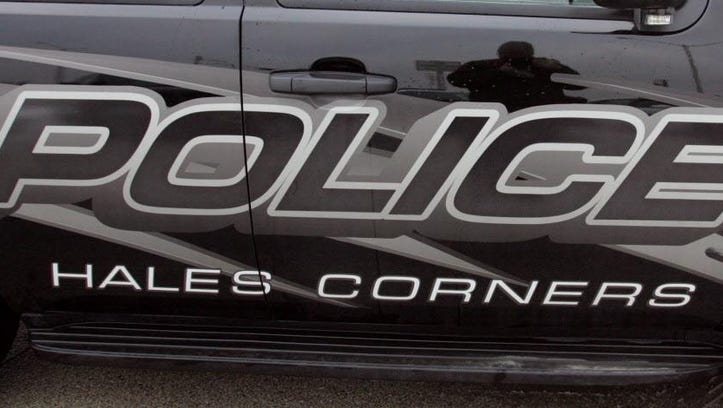 Hales Corners Police Report: Bank robber flees with $514 cash