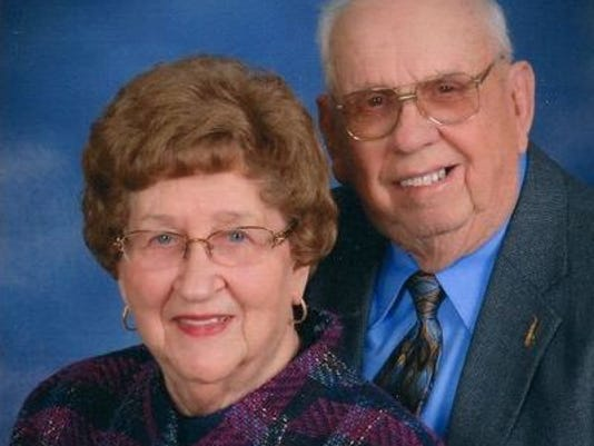 Anniversaries: Mary Lou Veatch & Robert Veatch