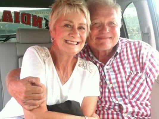 Anniversaries: Mike Patrick & Paula Patrick