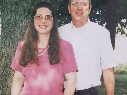 Anniversaries: Don Leach & Marcia Yundt Leach