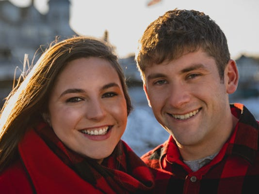 Engagements: Carly Mitchell & Samuel Gillespie