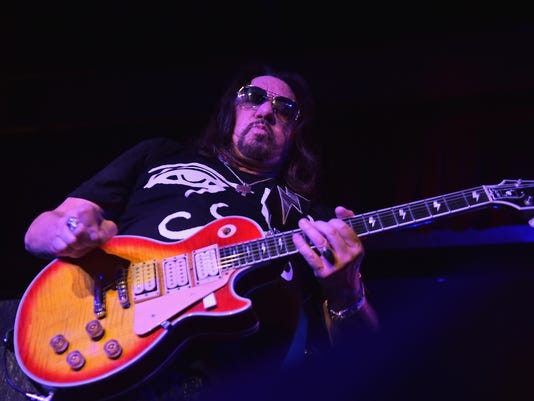 "Ace Frehley ""Space Invader"" Tour 2014"