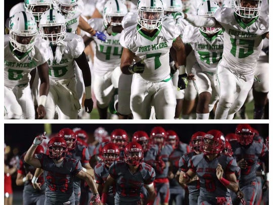 Fort Myers vs. North Fort Myers