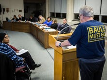 Could the MCS ban include public meetings?