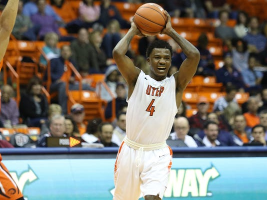 Lee Moore UTEP vs East Central Oklahoma 17