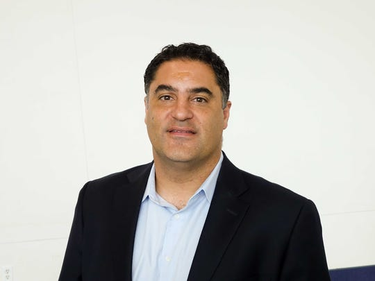 Cenk Uygur, who runs the Young Turks online network.
