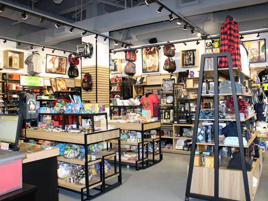 A recent publicity photo shows the interior of a BoxLunch store. Battlefield Mall is to have a BoxLunch store open Dec. 16, 2017
