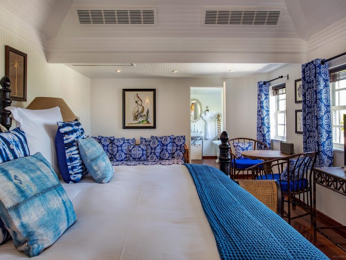 Villa Marie Saint Barth, the 23-room property from