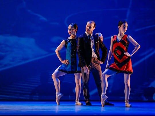"Rochester City Ballet's ""Summer of Love."""