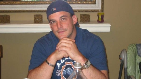 Rich Meyers, a Yonkers police officer, suffered a serious spinal injury in June 2014. A fundraiser is set Sunday, Nov. 2, 2014, to help his family with mounting medical bills.