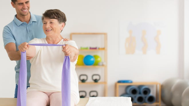 Physical and Occupational therapies to help Parkinson's patients.