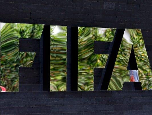 RSI SOCCER-FIFA/ARRESTS S CRIM SPO SOC COLO CHE