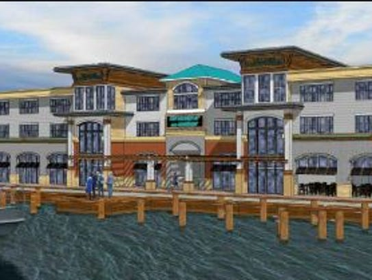 This development at 500 Riverside in Salisbury will
