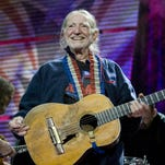 Willie Nelson comes to the Peace Center Sept. 22.