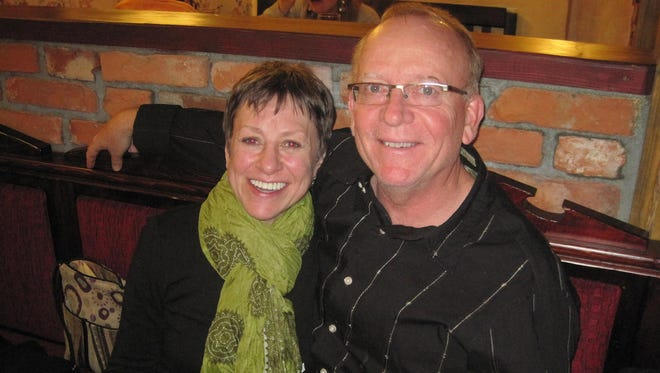 Susan and Francis Strazzella, of Asheville, N.C., survived the attack by al-Shabab on the Westgate Mall in Nairobi, Kenya. The couple were in Nairobi to go on a two-week safari. They returned to the United States on Monday, Sept. 23, 2013.
