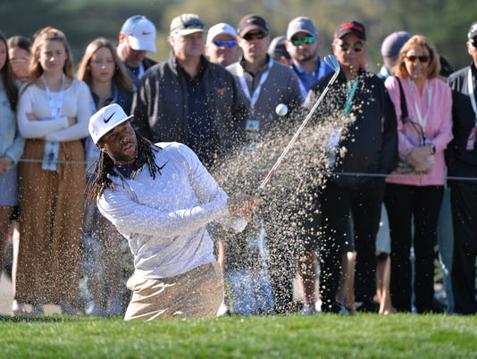PGA: AT&T Pebble Beach Pro-Am - Third Round
