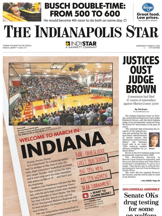 Star front page