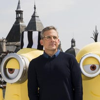 Students: Steve Carell on UM's campus