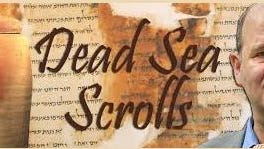 Peter Flint is scheduled to lecture on the Dead Sea Scrolls this week in Collierville.