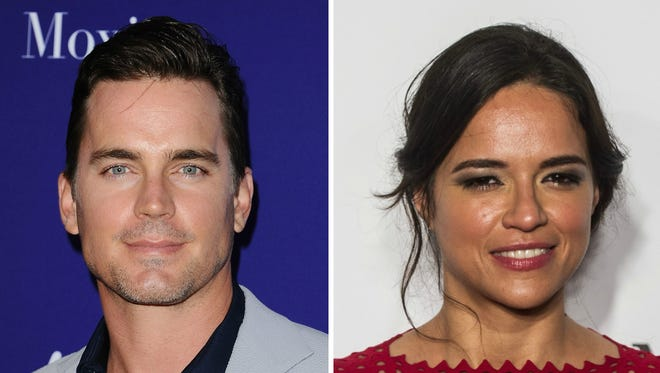 Matt Bomer is set to star as a transgender prostitute in 'Anything,' and Michelle Rodriguez plays a man who undergoes a forced gender change in '(Re)Assignment.'