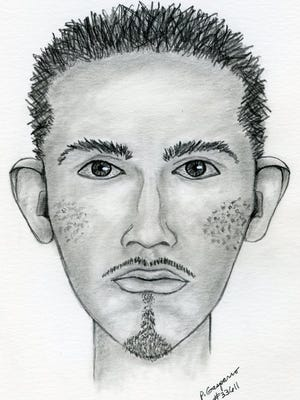 Tucson police are looking for this man in connection with a sexual assault on a mother walking her child in a stroller.