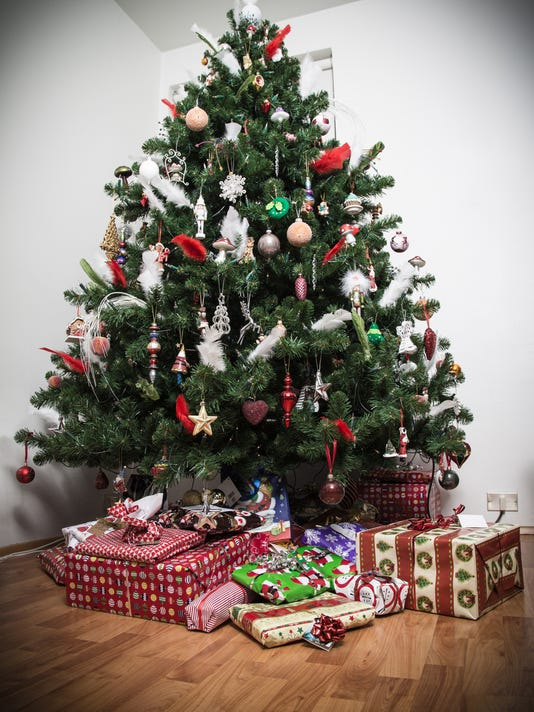 Buying too many gifts for children