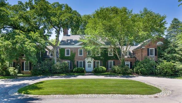 David Rockefeller Estate at 180 Bedford Road, Sleepy