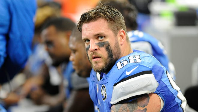T Taylor Decker - The rookie played every snap at left tackle and showed steady improvement after some early struggles. His 4.5 sacks allowed and six penalties mirror Riley Reiff's 2015 figures. GRADE: B+
