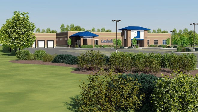 Goodwill North Central Wisconsin will open its newest retail store and training center on Aug. 13 at 1017 Commons Circle in Plover.