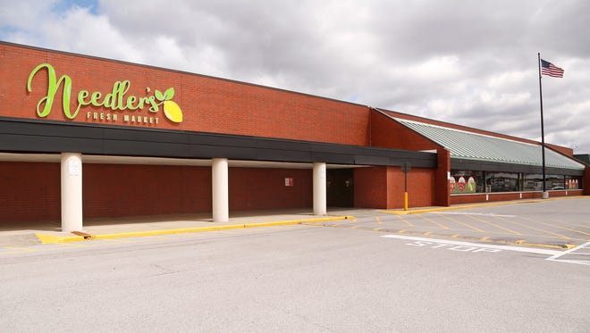 Needler's Fresh Market Wednesday, April 4, 2018, at 2250 Teal Road in Lafayette. Needler's Fresh Market announced last January that the Lafayette location would open April 5. However, the state of the store indicated that opening will take place at a later date. A Marsh Supermarket formerly occupied the location.