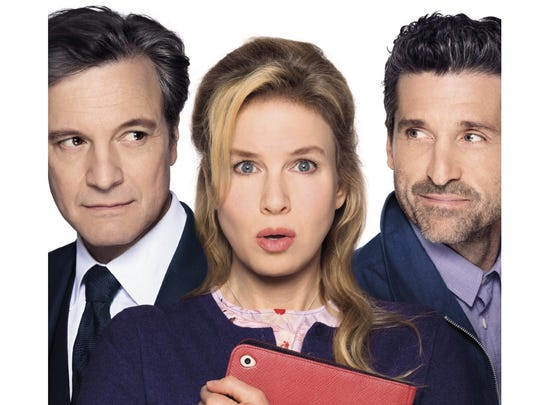 "A poster for ""Bridget Jones's Baby."""