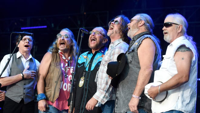 The Marshall Tucker Band is among the artists who will perform Monday at the annual Christmas 4 Kids fundraiser.