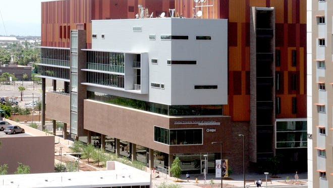 Students who are chosen for the High School Media Innovation Camp will stay on the Arizona State University Phoenix campus and will get to work with professors at the Walter Cronkite School of Journalism.