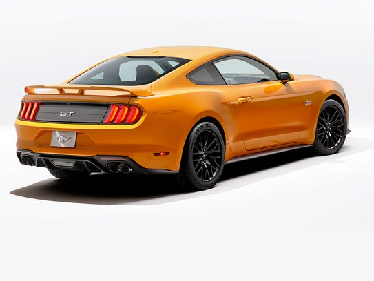 2018 Ford Mustang V8 GT with Performance Package in
