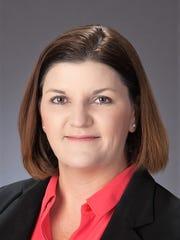 Elaina Ball, new chief administrative officer at El
