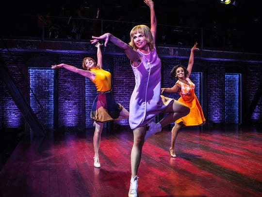 Sutton Foster stars in The New Group's off-Broadway