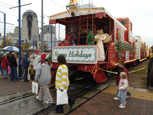 KCS Christmas Train-