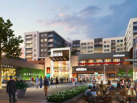 A $45 million redevelopment project could reshape the