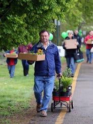 Rutgers Gardens Spring Flower Fair will be a great